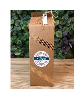 Emballage cadeau café