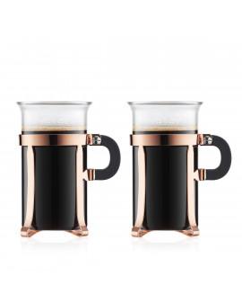 Set 2 verres à café, 0.3 l