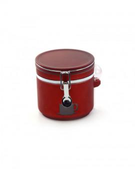 Boîte à café Couleur rouge 320g