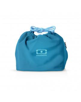 sac bento bleu