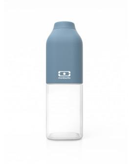 La bouteille - Bleu denim
