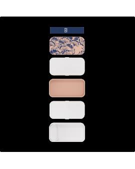 La boîte bento rectangle - Ginkgo
