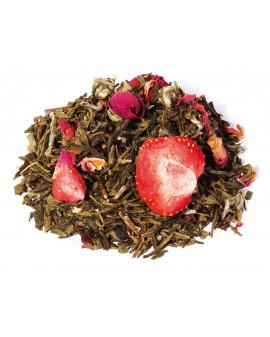 Paradis fruité de Chine BIO - Saveur fraise-framboise