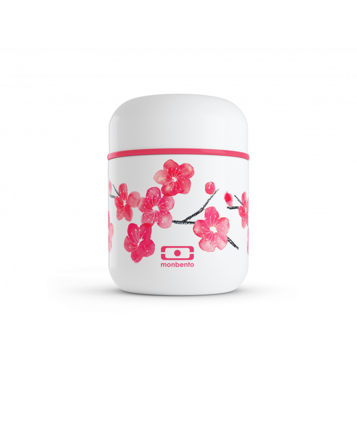 Petit Bento isotherme Graphic Blossom